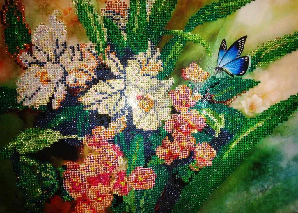 Алмазная вышивка картины