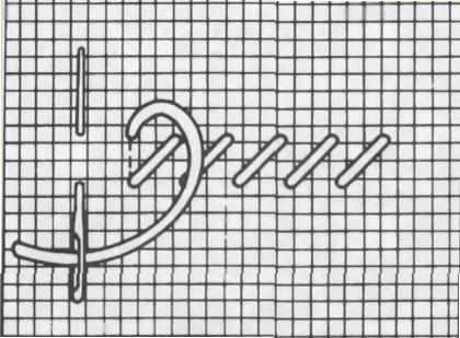 Вышивка счетным крестом