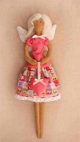 015 Angels story набор для изготовления игрушки