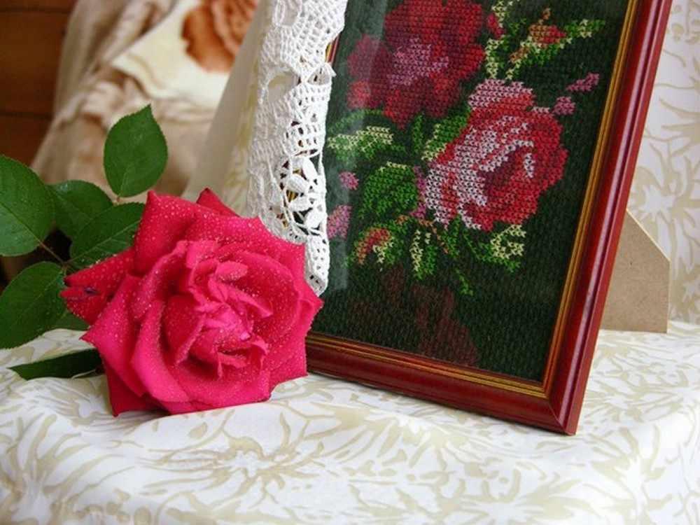 """017 """"Розы"""""""