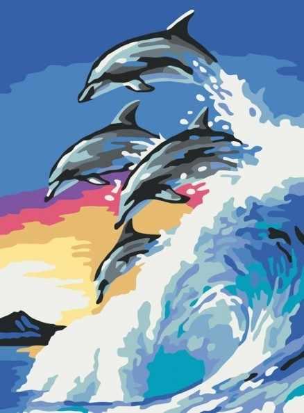 020-СЕ На гребне волны - раскраска (Белоснежка)