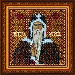 0237-ПМИ Св.Прп. Геннадий Костромской (ВМ)