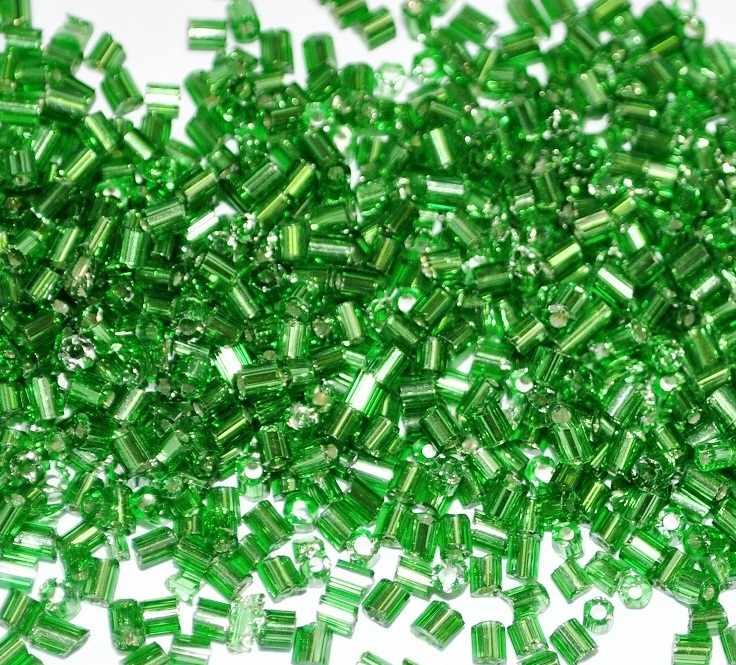 027В-10GC т.зеленый туба 20г