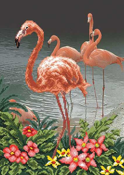 02/Б Фламинго (МП)