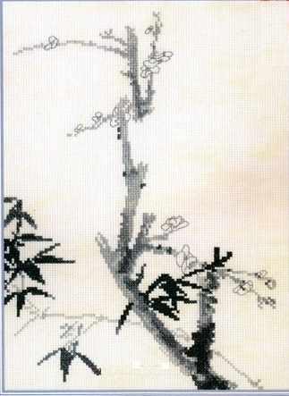 03.018.02 Бамбук и сакура (МИ)
