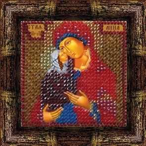 045-ПМИ Святая Анна (богопроматерь) (ВМ)