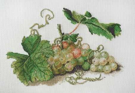 06.001.18 Ветка винограда (МИ)