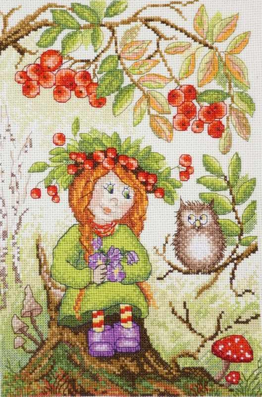 07.001.05 Осенняя ягодка (МИ)