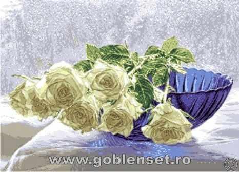 1008 Белые розы