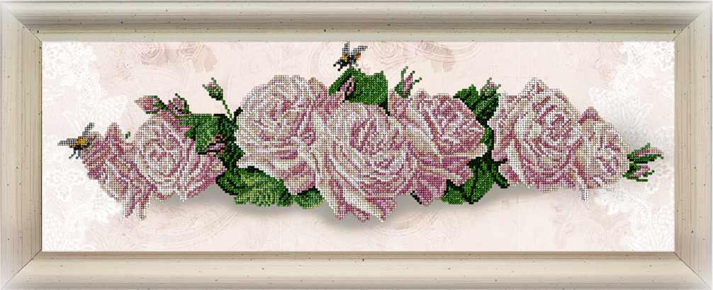 10914 Цветочный реверанс (КТ)