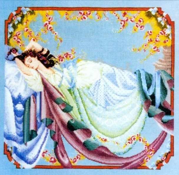 1099-14 Спящая красавица (Белоснежка)