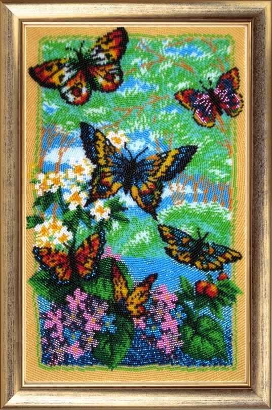 110 Порхающие бабочки - Butterfly