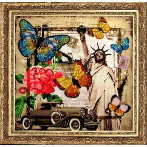111 Привет из Америки - Butterfly