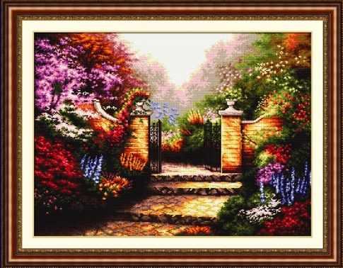"111203 ""Glamorous garden"" (DOME)"