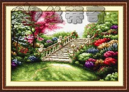 """111206 """"Лестница в лесу"""" (DOME)"""