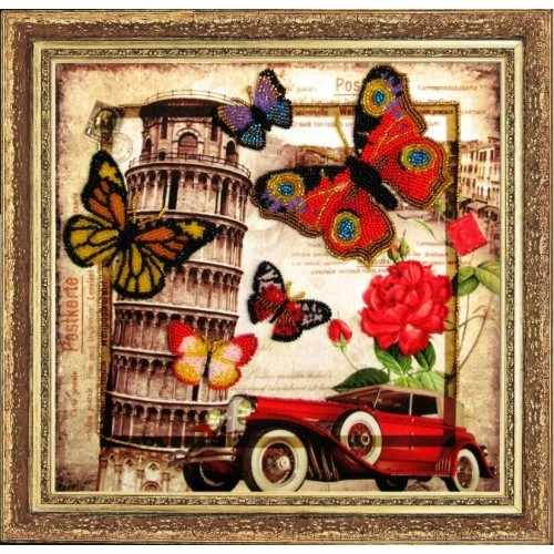 112 Привет из Италии - Butterfly