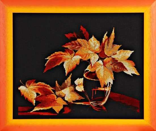 1128 Осенние листья (Alisena)