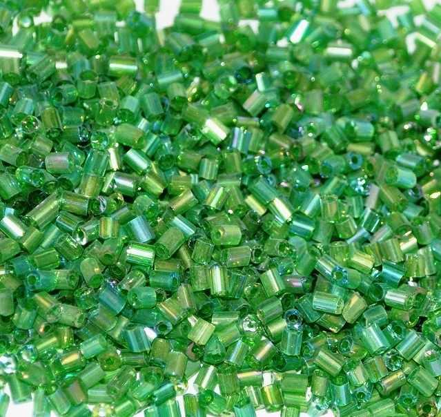 1167В-10GC т.зеленый туба 20г