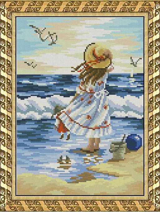 1172 мозаика (Honey home)