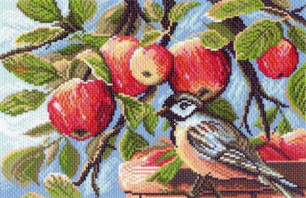 1179 В яблоневом саду (МП)