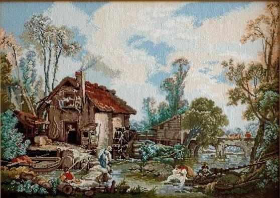 119 Водяная мельница