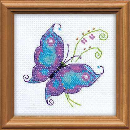 """1264 """"Чудесная бабочка"""""""