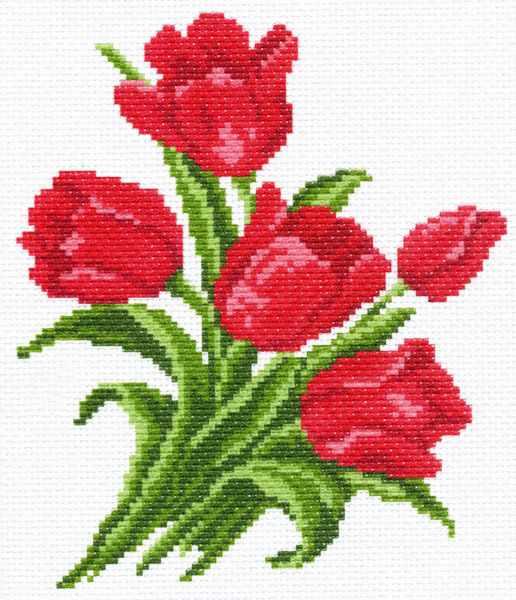 1286 Тюльпаны (МП)