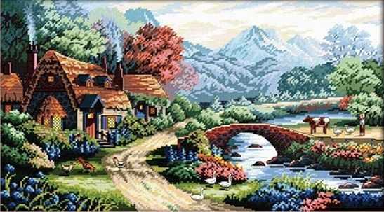 """130001 """"Красивое село"""" (DOME)"""