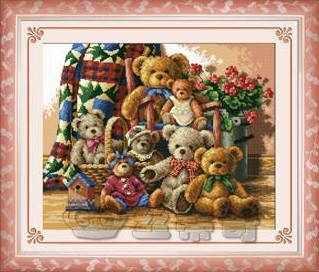 130059 Teddy bear party