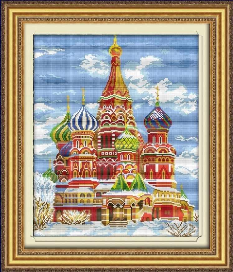 130063 Russian Castle