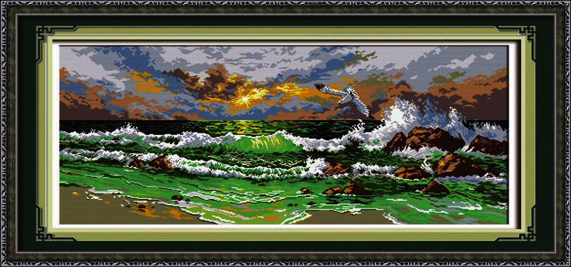 130073 Sea Tides