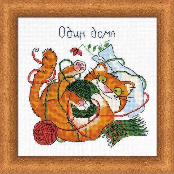 "1329 ""Один дома"""