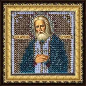 138-ПМИ Св. Прп. Серафим  Саровский (ВМ)