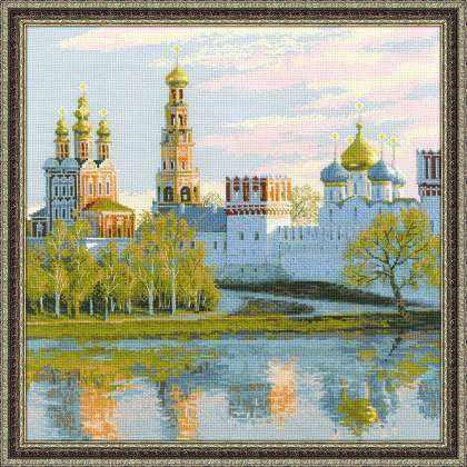 """1430 """"Москва. Новодевичий монастырь"""""""