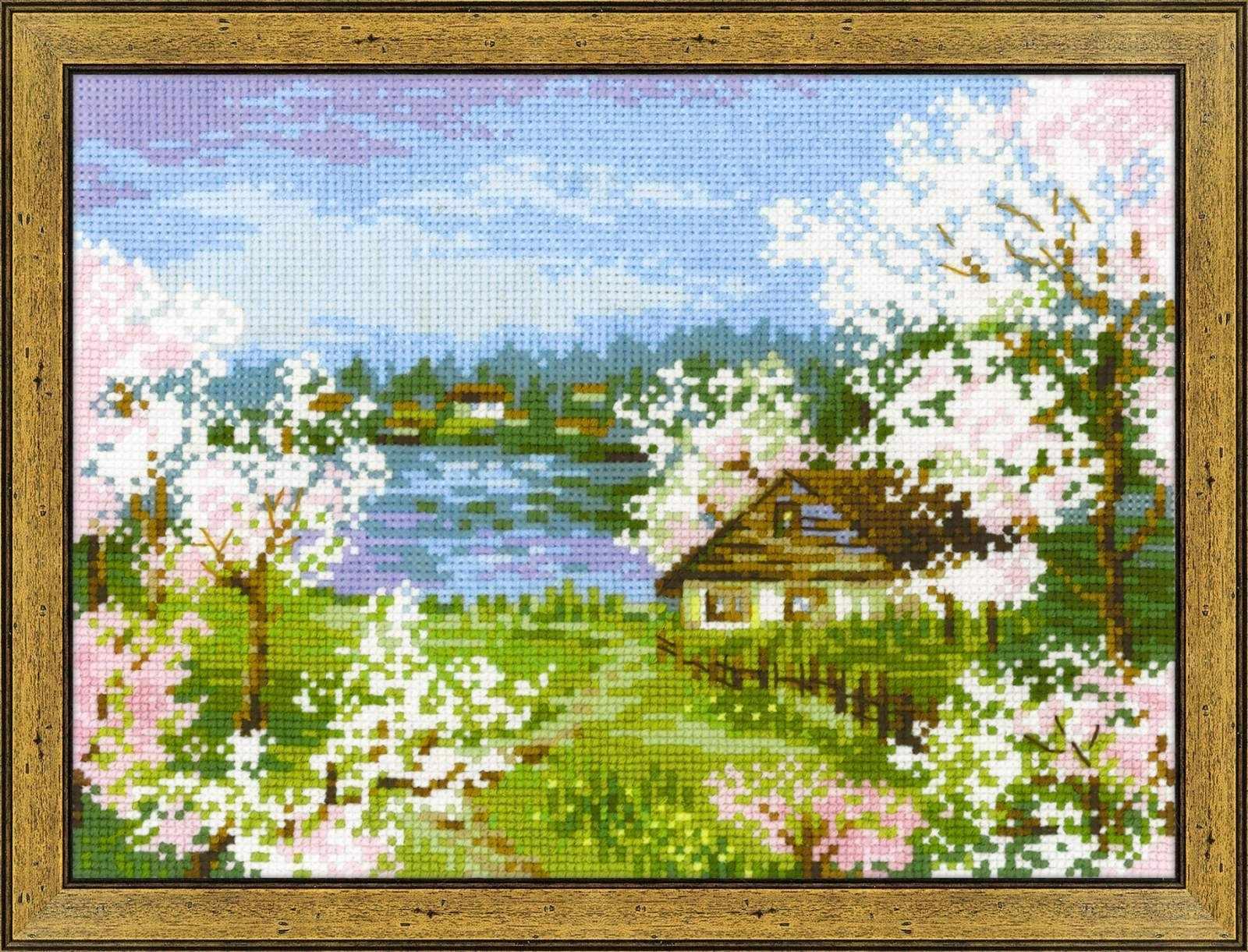 """1524 """"Яблони в цвету"""""""