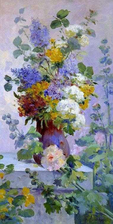 156 Летние цветы