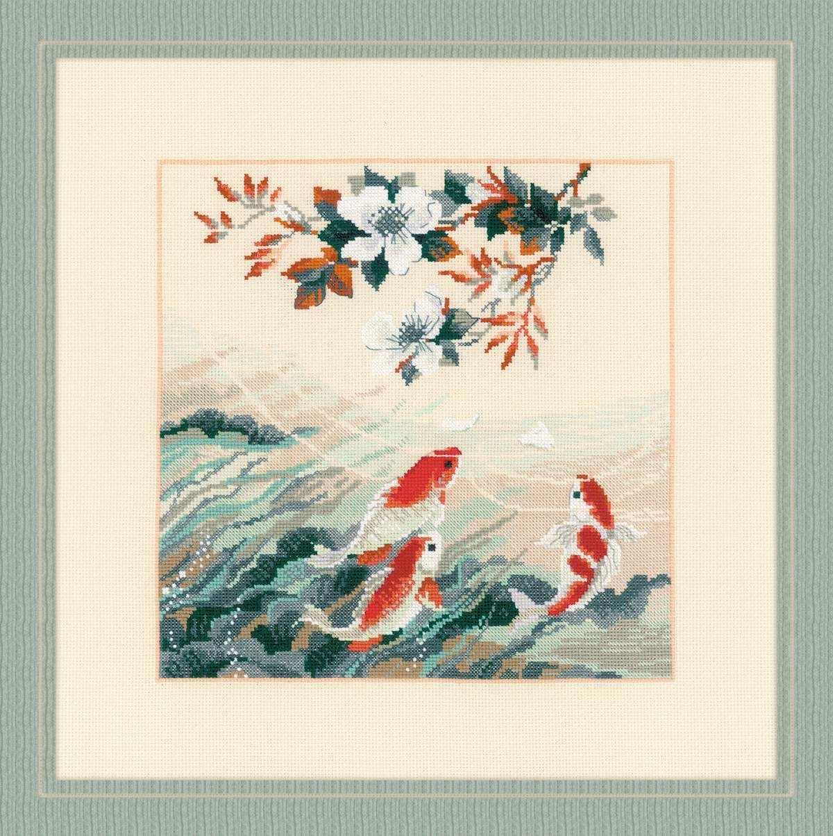 """1574 """"Танцующие рыбки"""""""