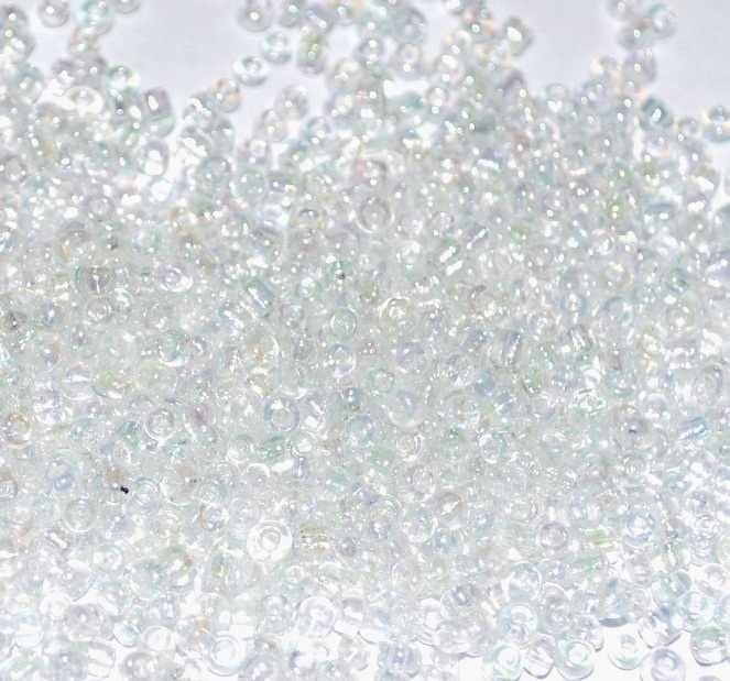 161-11GR прозрачный туба 20г