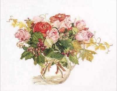 1611 Голландские розы