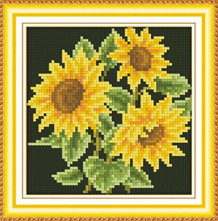 1844 мозаика (Honey home)