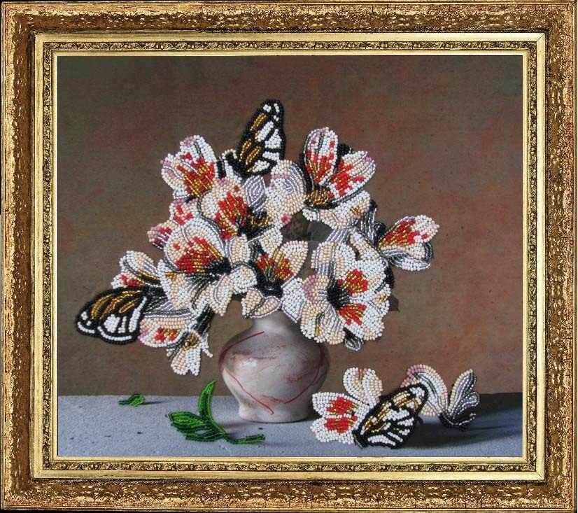 204 Летний аромат - Butterfly