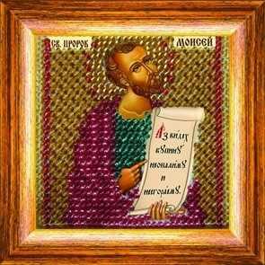 228-ПМИ Икона Св. Пророк Моисей (ВМ)