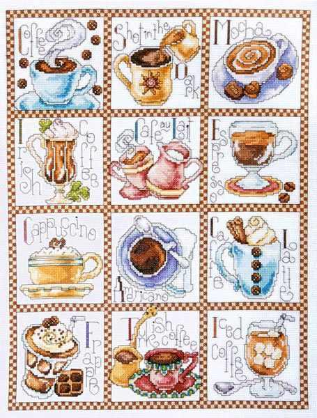 2597 Coffee Break (Design Works)