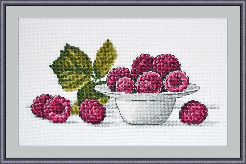 Вышивка фрукты ягоды 80
