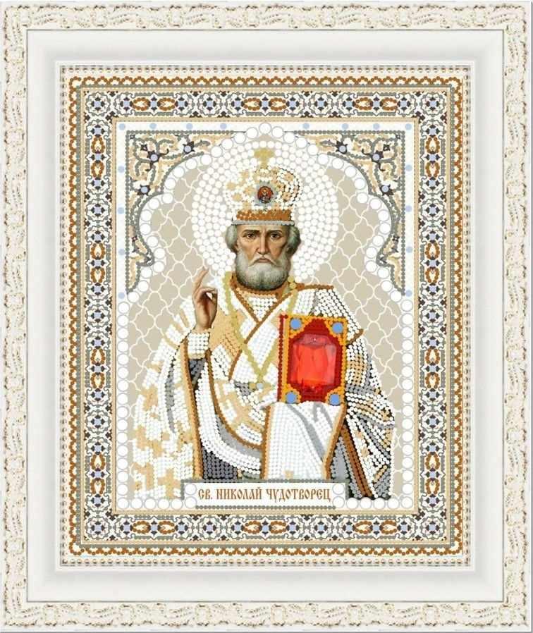 Вышивка святитель николай чудотворец 35