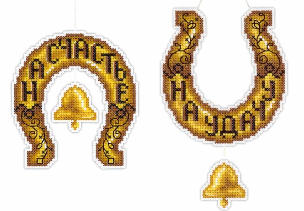 Вышивка крестом схемы на удачу 515