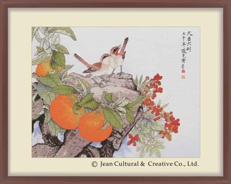 2800113 Процветание - набор (Xiu Crafts)