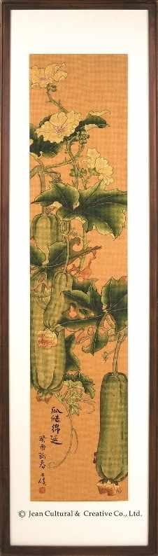 2800201 Спелые плоды лагенарии - набор (Xiu Crafts)