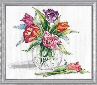 2846 Тюльпаны (Design Works)