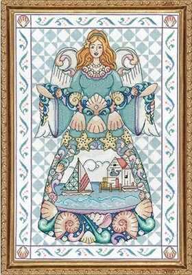 2861 Морской ангел (Design Works)